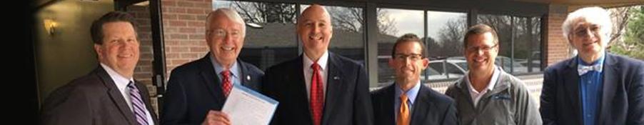 Gov. Ricketts Signs Legislation Expanding Healthcare Options