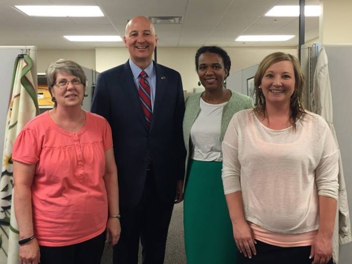 Gov. Ricketts Thanks Health & Human Services CEO for ...