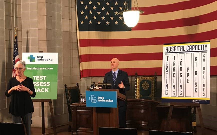Gov. Ricketts & State Leaders Launch Applications for Grant Programs to Get Nebraska Growing