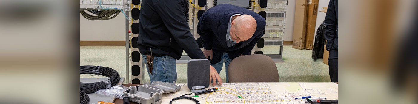 Connecting Nebraskans Through Infrastructure